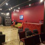 LIP Theater Back Area